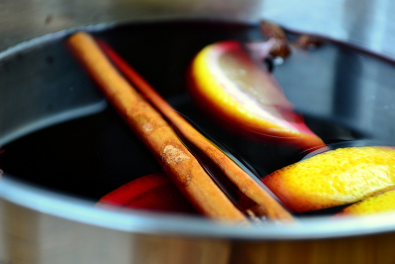 How To Make Traditional German Gluhwein