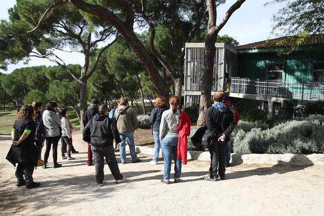 Centro de educación ambiental de la Dehesa de la Villa