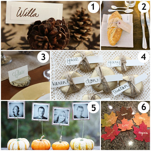 Mrs. Fields Secrets Thanksgiving Placeholders 1