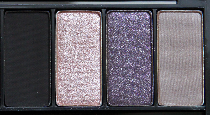 Make up for ever Midnight glow 8 eye shadow palet te3