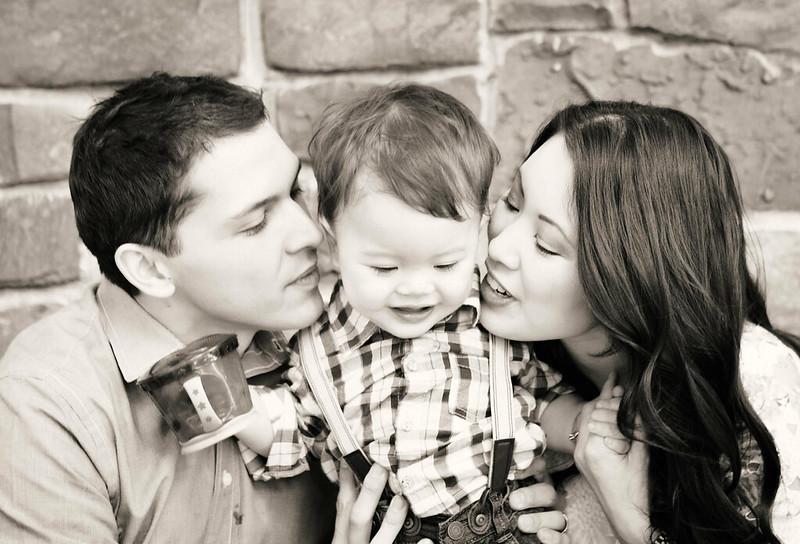 cute & little blog | fall 2013 family photoshoot
