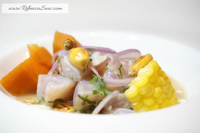 Peruvian - menu at Qba Latin Bar & Grill - rebecca saw blog-005