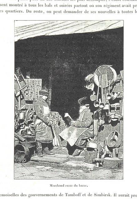 Image taken from page 257 of 'La Russie et les Russes. Kiew et Moscou. Impressions de voyage. Ouvrage illustré de ... gravures, etc'