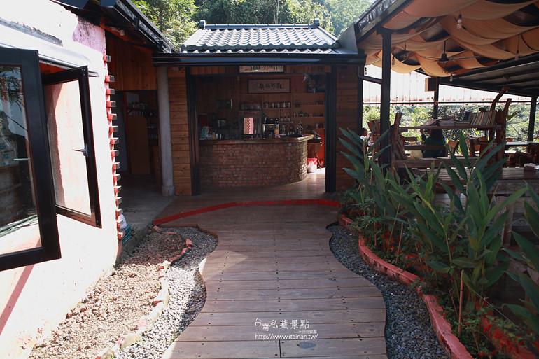 南化咖啡 山嵐意境の烏山咖啡 (9)