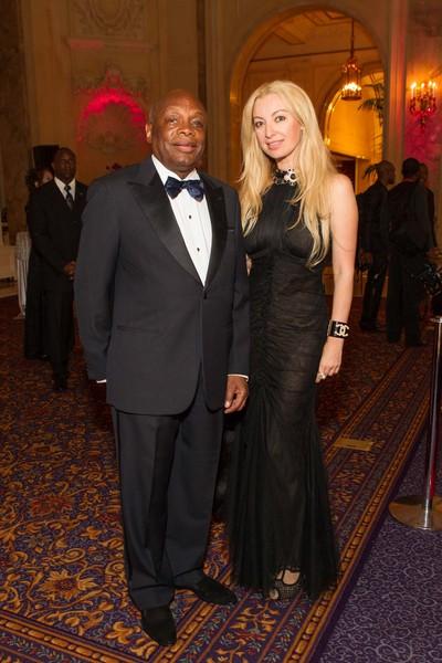 Willie Brown and Sonya Molodetskaya