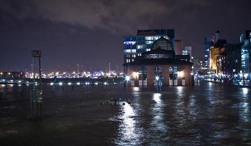 Hochwasser am Fischmarkt #2332