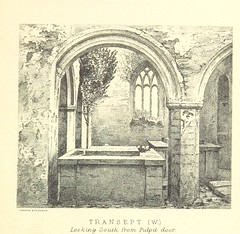 """British Library digitised image from page 89 of """"The Abbey of Ross, its history and details [With plates.]"""""""