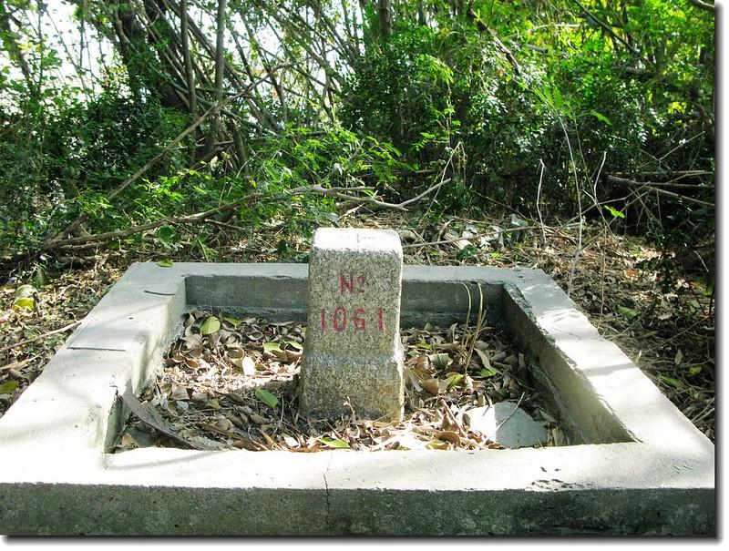 雲林二崙新庄子二等三角點(# 1061 Elev. 28 m) 1