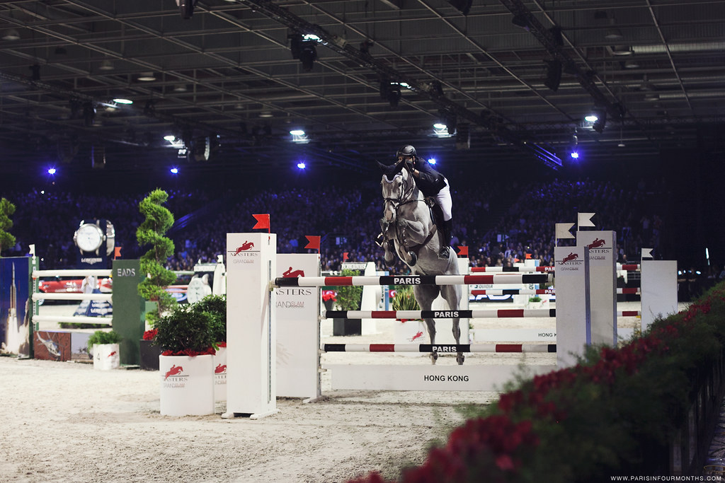 Gucci Paris Masters, photo by Carin Olsson of Paris in Four Months
