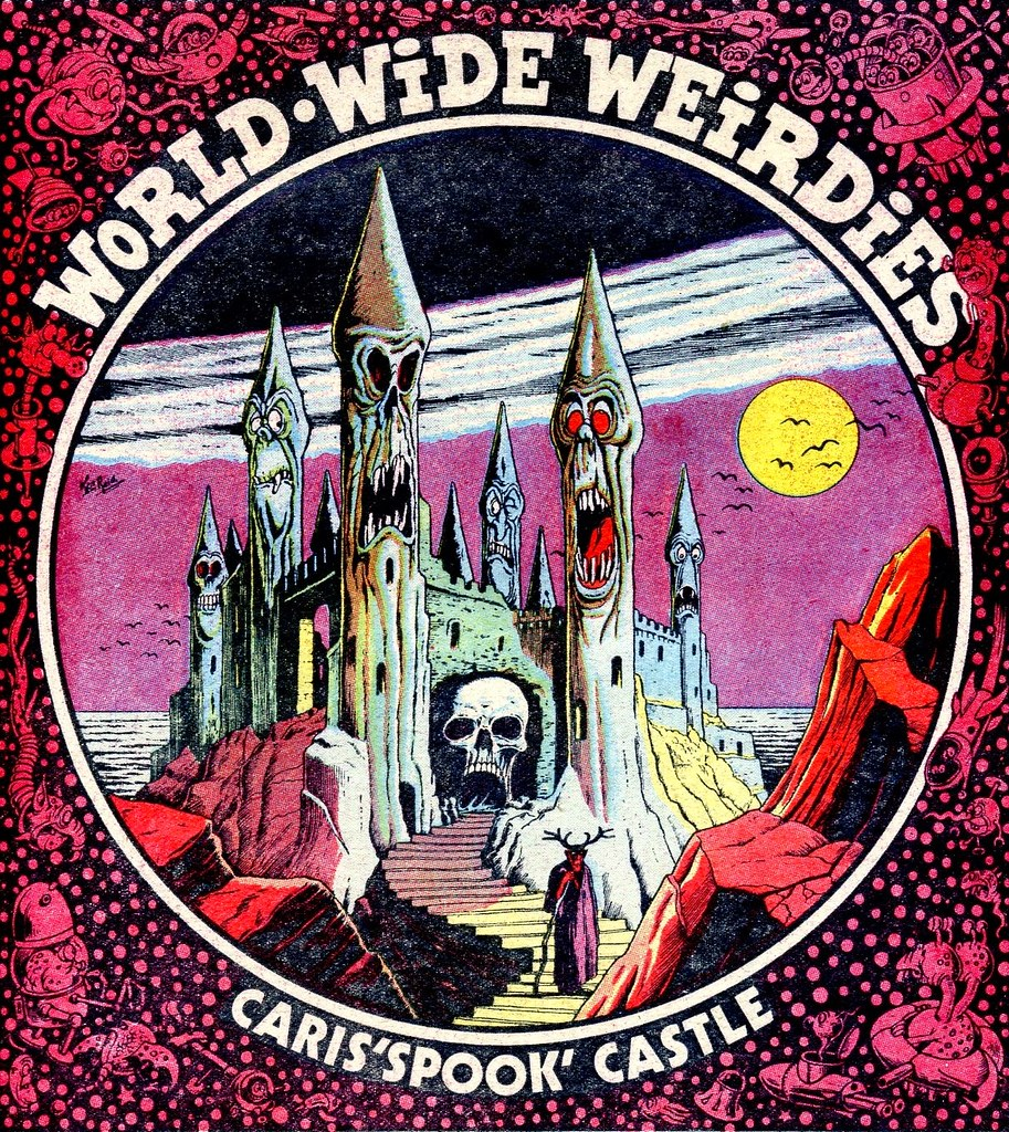 Ken Reid - World Wide Weirdies 97