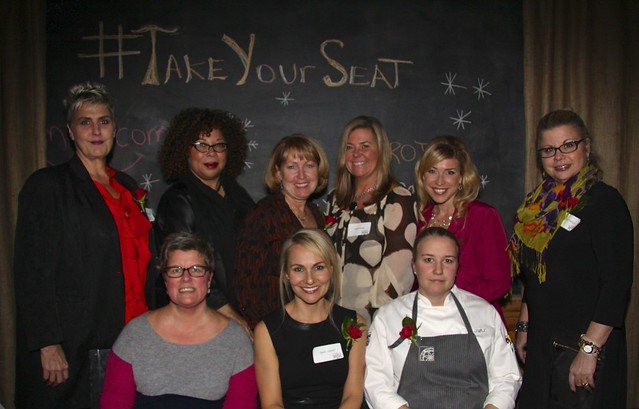 TMMPDX.COM honors portland business women at #TakeYourSeat