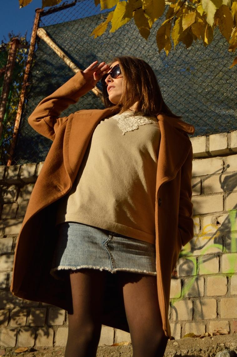 lara-vazquez-madlula-chic-style-falda-vaquera