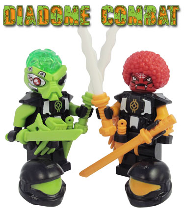 Diadome Combat 2-Pack