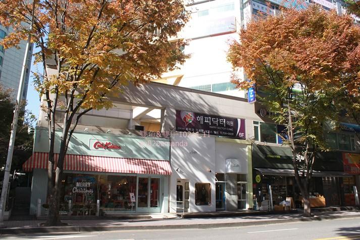 40亭子洞咖啡街