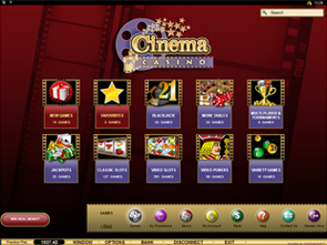 Cinema Casino Lobby