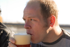 nose, drinking, face, male, man, head, mouth, drink, person,