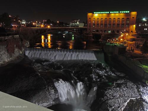 washingtonwaterpowerbuilding spokaneriverspokanewashingtonspokaneriverfalls