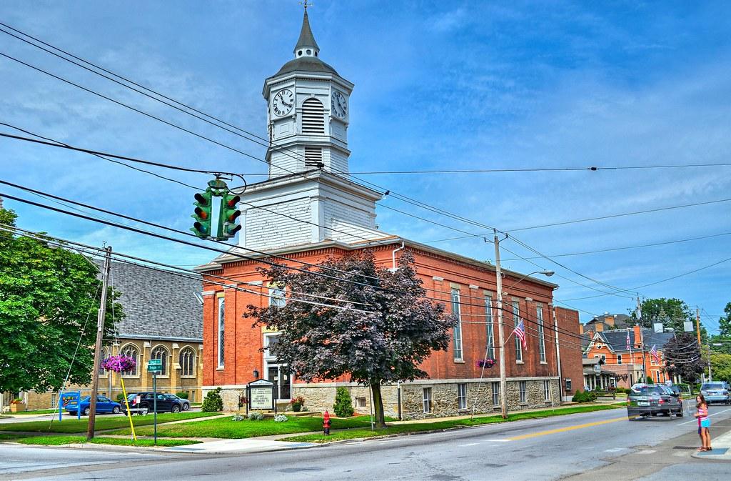 Fredonia Common Historic District