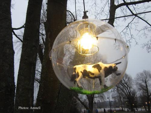 Lux Helsinki - Lantern Park
