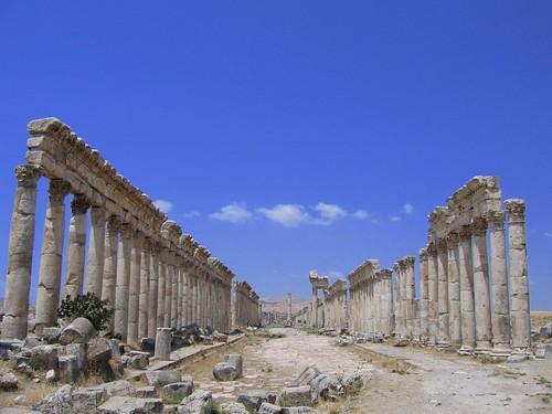 Foto de Apamea (Siria)