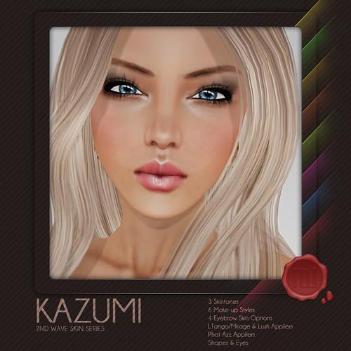 Kazumi :: 2ndWave
