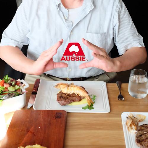 Aussie Beef triangle