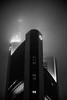 Commerzbank im Nebel by expresskasse