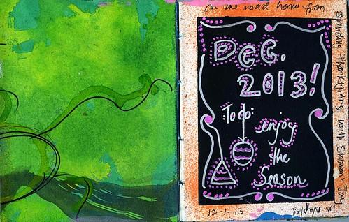 December Journal 1