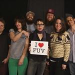 Live in Studio A, 2.4.2014