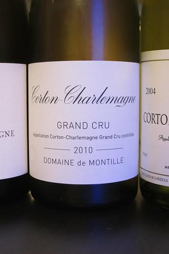 2010 Corton Charlemagne, De Montille