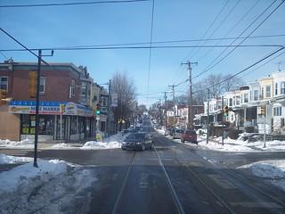 Lansdowne Av and 61st St