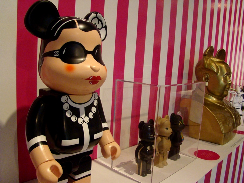 Chanel Bearbrick