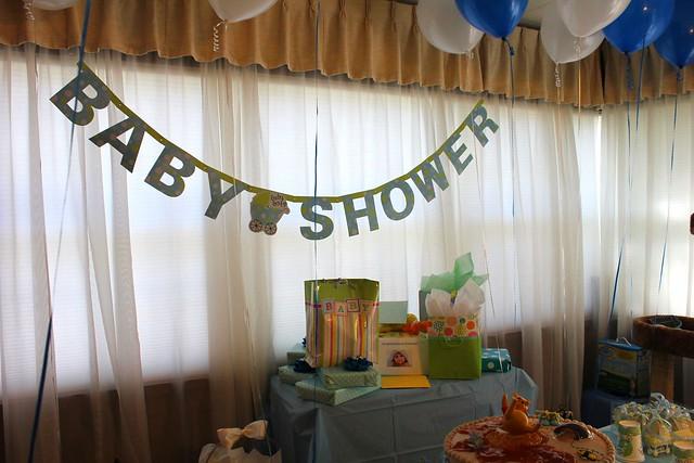Amanda's Baby Shower
