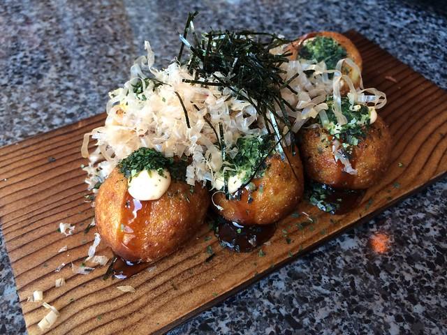 Takoyaki - Izakaya Sozai