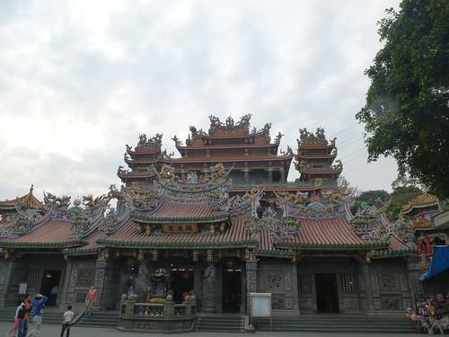 TW14-Taipei-Guandu Temple (1)