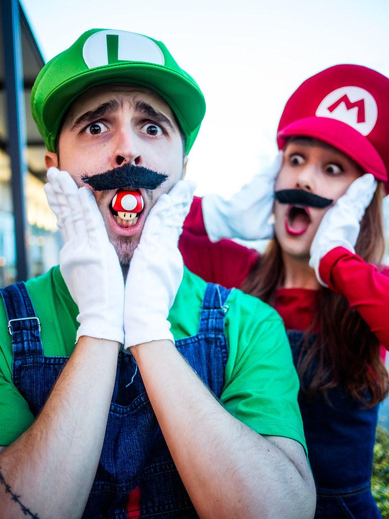 Mario Y  Luigi nintendo Switch