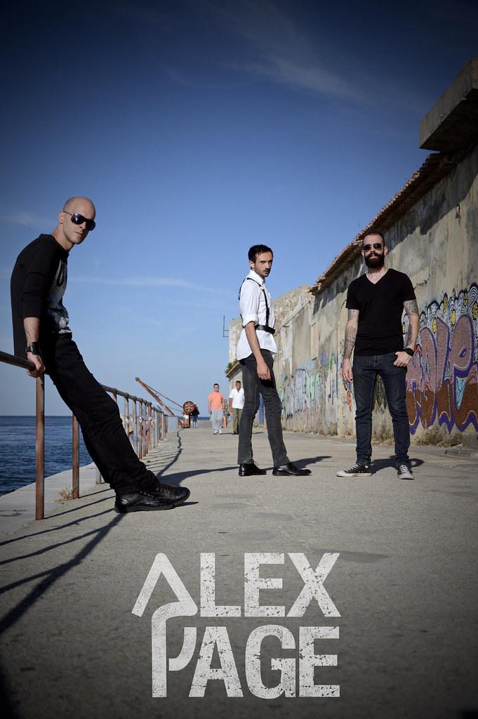 Alex Page 2016 (foto promocional)