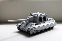 Panzerjaeger Tiger Ausf. B - Sdkfz 186 - Jagdtiger