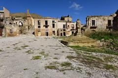 Poggioreale, Sicily, 034