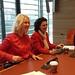 16. Februar 2017: Frauenfrühstück der SPD-Bundestagsfraktionsfrauen mit Ministerin Manuela Schwesig
