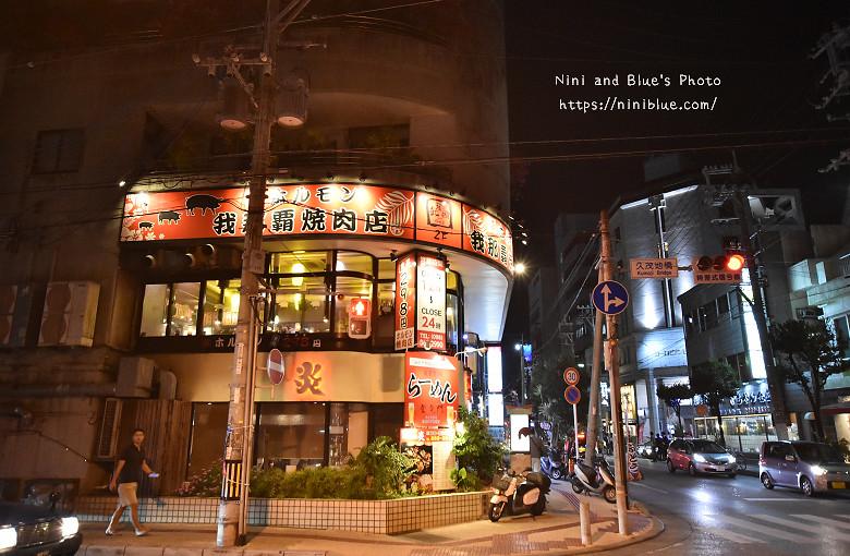 日本沖繩必吃美食傑克牛排01