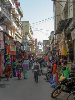 Side Alley in Jaipur