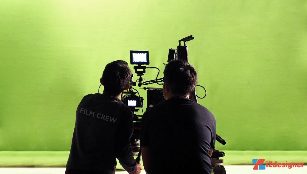 Tại sao dùng phông xanh trong ngành công nghiệp điện ảnh