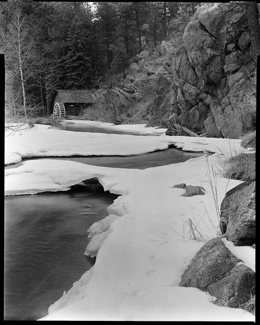 mill along bear creek