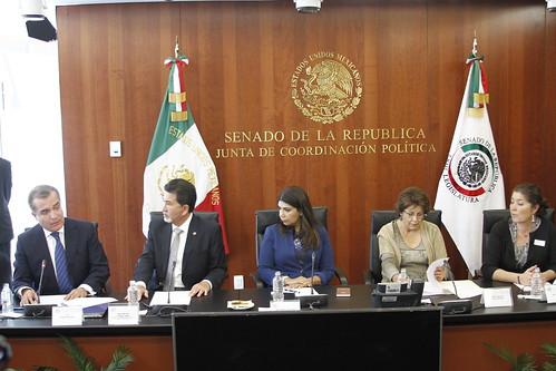 Comisiones Unidas de Justicia y de Anticorrupción y Participación Ciudadana 20/mar/17