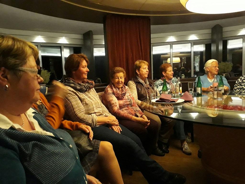 Besuch der Römisch-Irischen Thermen in Swiss Holiday Park vom 25.4.17