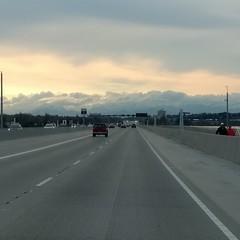 #clouds #sky #520bridge #floatingbridge #tollbridge #bridge #seattle