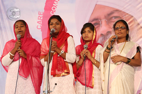 Devotional song by Anjali and Saathi