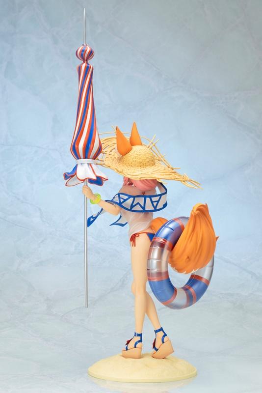 若隱若現的美感!壽屋《Fate/Grand Order》Lancer / 玉藻前 ランサー/玉藻の前  1/7比例模型