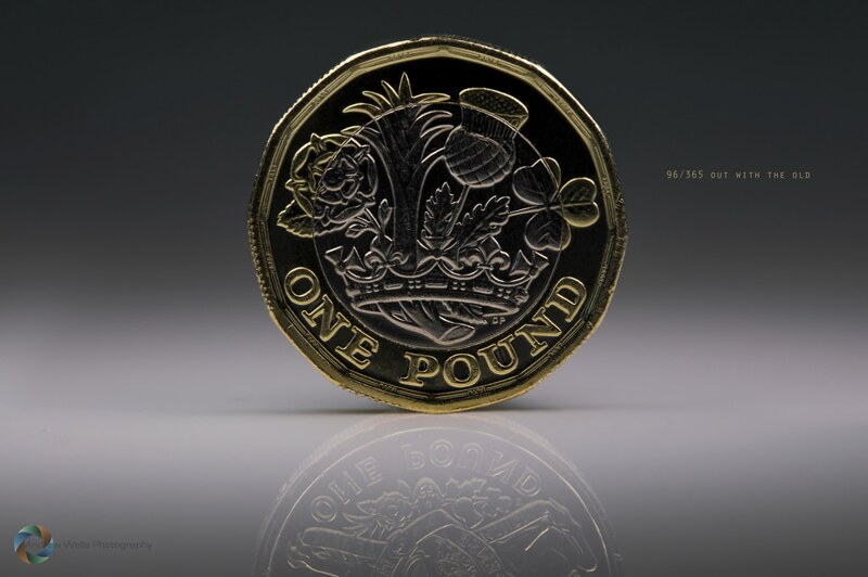 New £1 Coin.